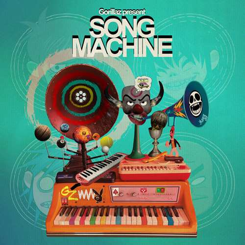 Gorillaz - Song Machine, Season One : Strange Timez (Deluxe) [24bit-Hi-Res] (2020/FLAC)