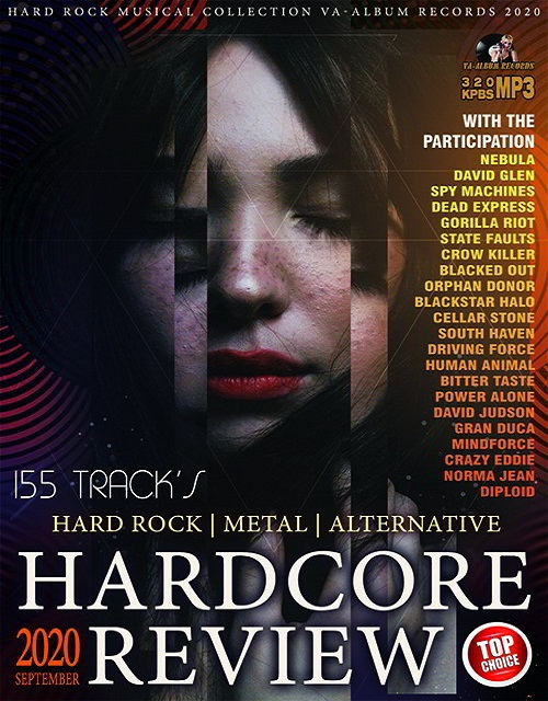 VA - September Hardcore Review (2020)