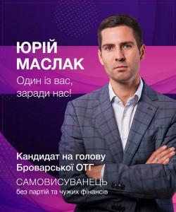 Юрій Маслак