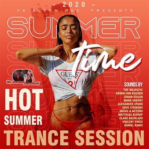 VA - Summer Time: Hot Trance Session (2020)