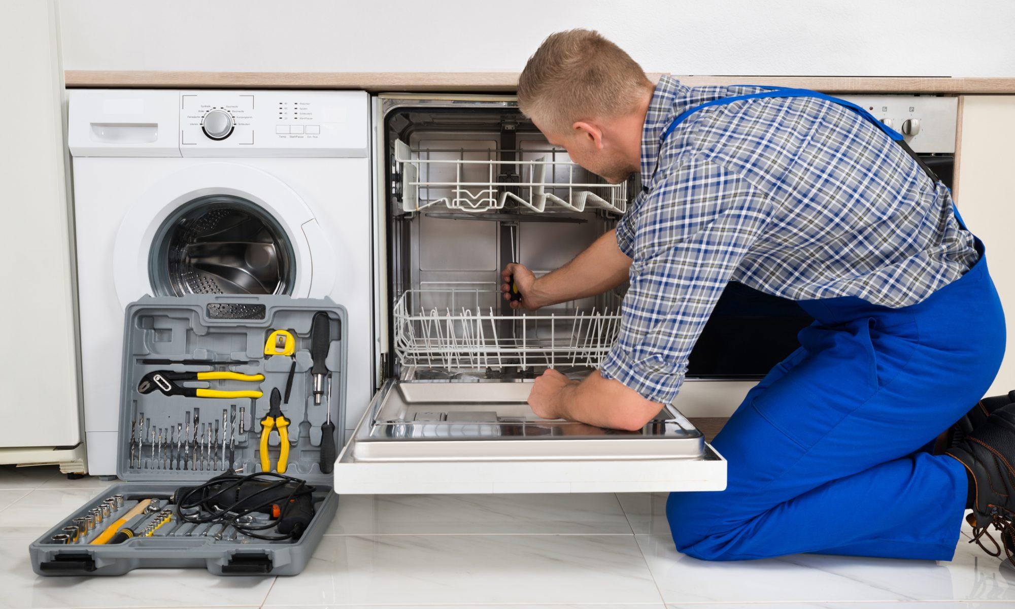 Самые дорогие поломки в посудомоечных машинах