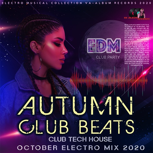 VA - Autumn Club Beats (2020)
