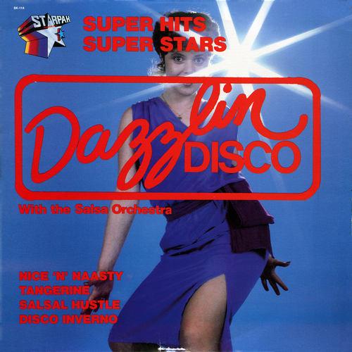 Salsa Orchestra - Dazzlin Disco (1979/LP)