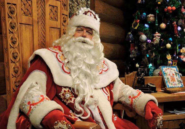 заказать Деда Мороза в Челябинске