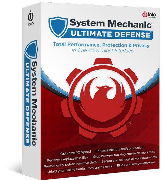 System Mechanic Ultimate Defense 20.7.1.34 + Rus
