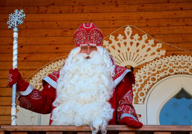 заказать деда мороза домой в Челябинске