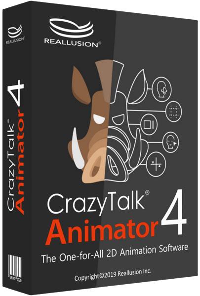 Reallusion Cartoon Animator 4.4.2408.1 Pipeline + Resource Pack