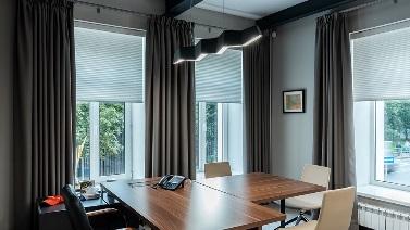 Дизайнерский свет для офиса
