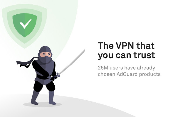 AdGuard VPN — Безопасный и анонимный VPN-сервис 1.1.34 Premium (Android)