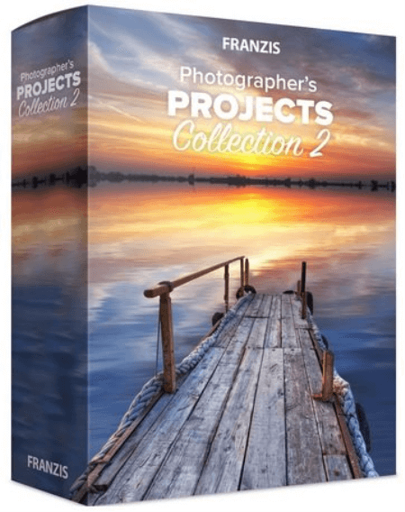Franzis Photographer's PROJECTS Collection 2.0.0 + Rus