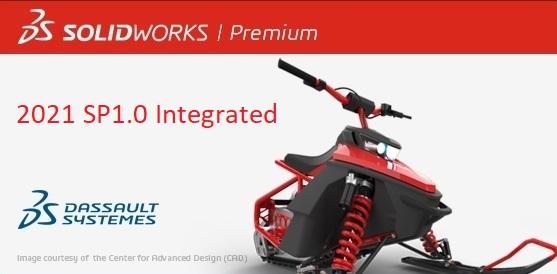 SolidWorks 2021 SP1.0 Premium Edition