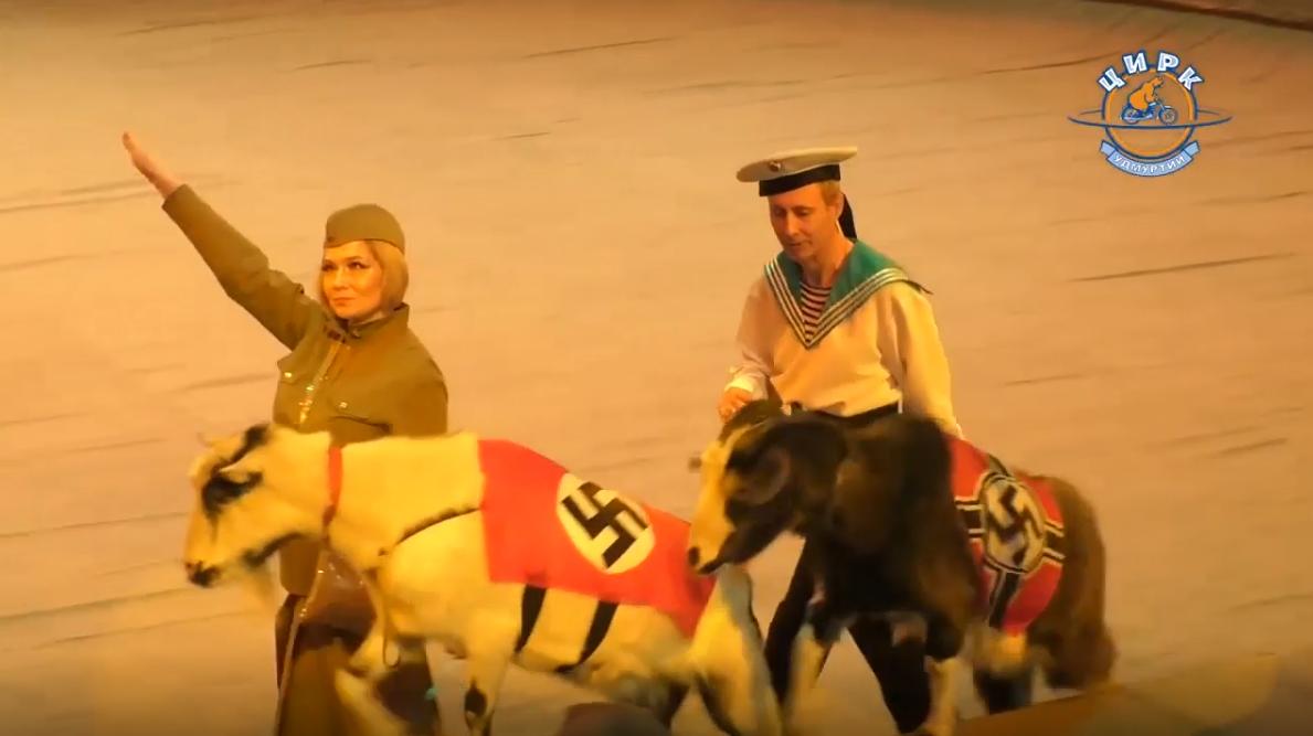 Архиерейское шоу в Ижевске