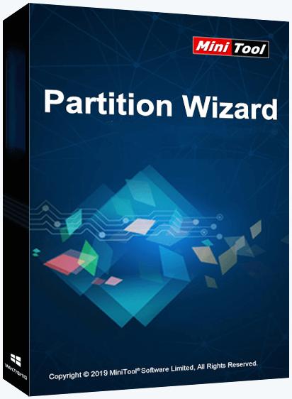 MiniTool Partition Wizard Technician 12.3 Build 01.01.2021 + Rus + WinPE