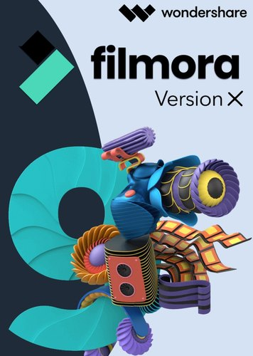 Wondershare Filmora X 10.1.2.1 Portable