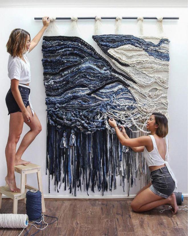 Необычные коврики и ковры своими руками.jpg