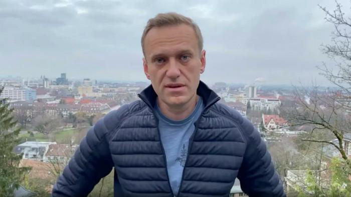 Навальный задержан в аэропорту Шереметьево [В России]