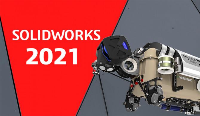 SolidWorks 2021 SP2.0 Premium Edition