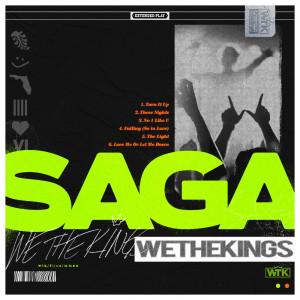 We The Kings - Saga (EP) (2021)