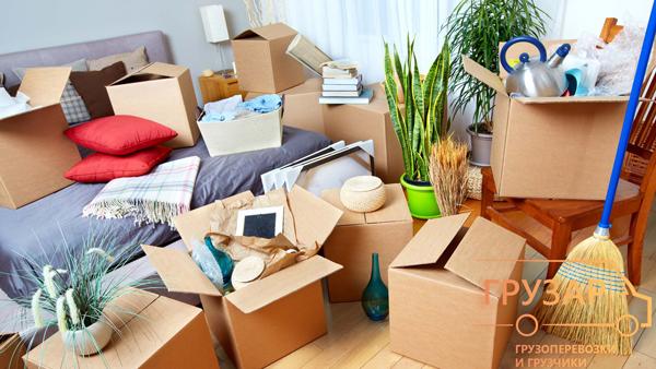 Вещи для переезда на дачу