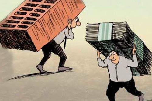 Особенности национального кризиса. Украинцы богатеют, чиновники беднеют