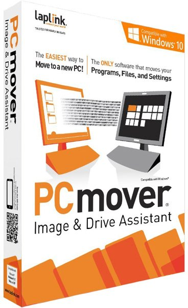 PCmover Image & Drive Assistant 11.3.1015.781