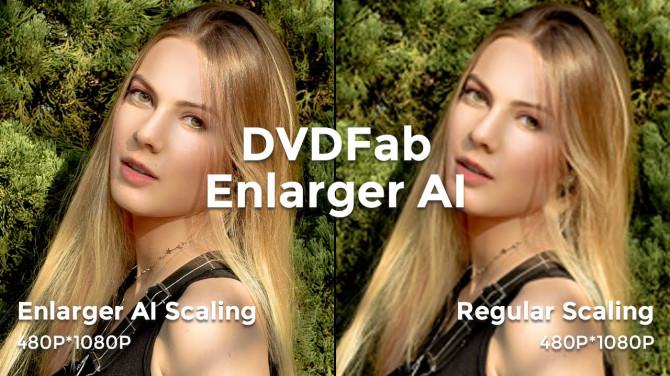 DVDFab Photo Enhancer AI 1.0.0.7 + Rus