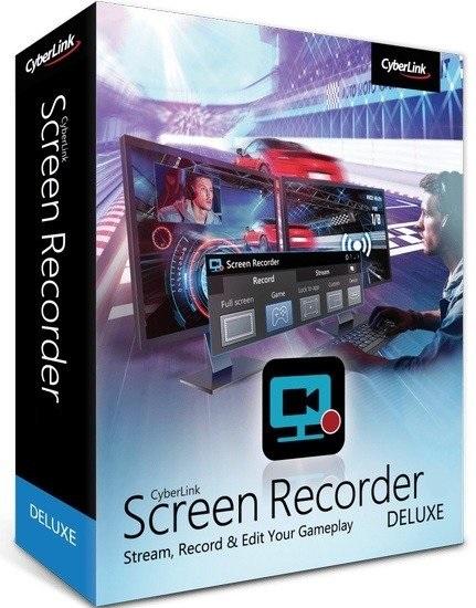 CyberLink Screen Recorder Deluxe 4.2.6.13448 + Rus