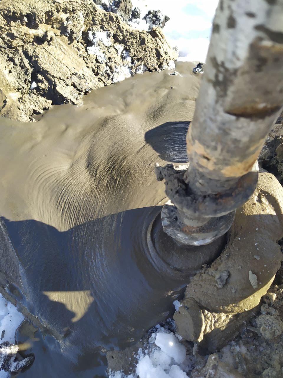 Геологические изыскания в Москве