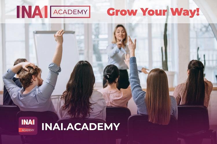 Прямо сейчас ты можешь стать ближе к своей мечте c INAI Academy