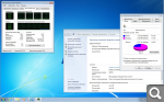 Мини сборка Windows 7 Ultimate SP1 7601.23879 x86-x64