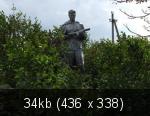 с. Чистогаловка, Чернобыльская зона отчуждения. Братская могила воинов, погибших в годы войны..jpg