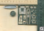 Линкор «Севастополь» - Сканы деталей