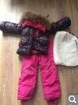 Продам зимний костюм на девочку рост 110  8381b015cbc770c786e9c5c72ff33d6d
