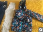 Продам б/у куртку и штаны, рубашки, новые брюки H&M р.134 на мальчика 25d62962281b9815069ea34e0aa298d6