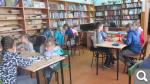Турнир настольных игр в Ойской библиотеке.JPG